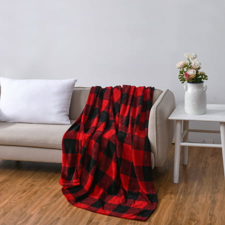 Mainstays Giant Oversized Plush Throw, 60