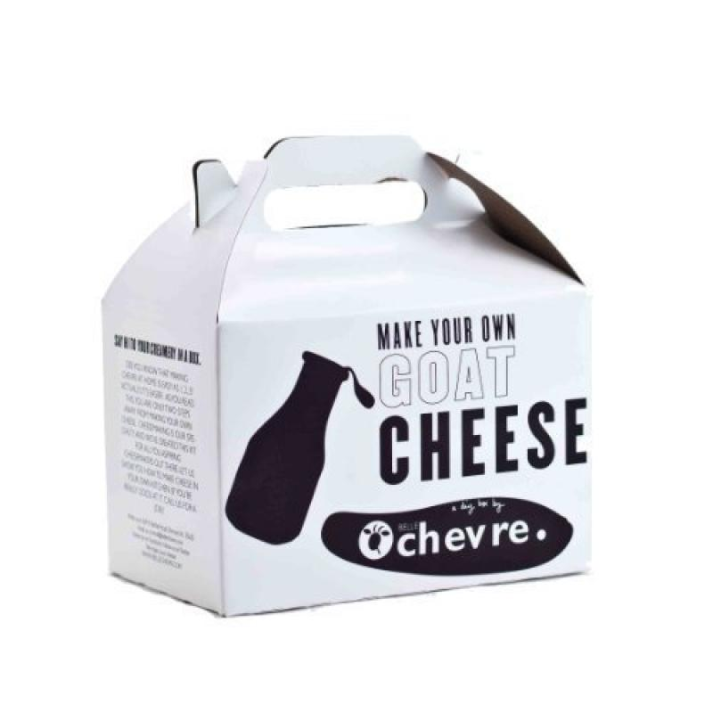Belle Chevre DIY Cheese Kit, Original