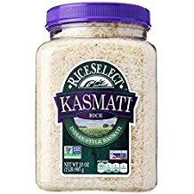 Riceselect Rice Kasmati Jar, 32 oz