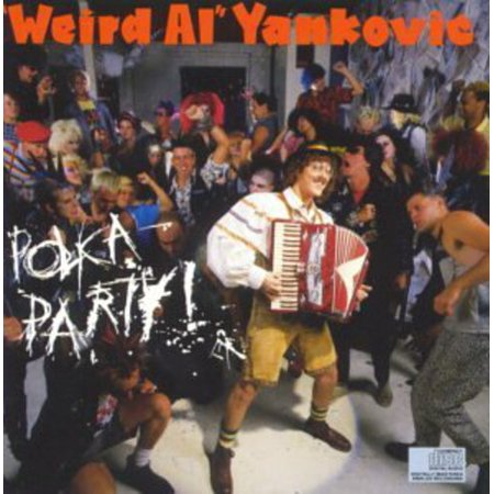 Polka Party (CD) (Polka Music Cds)