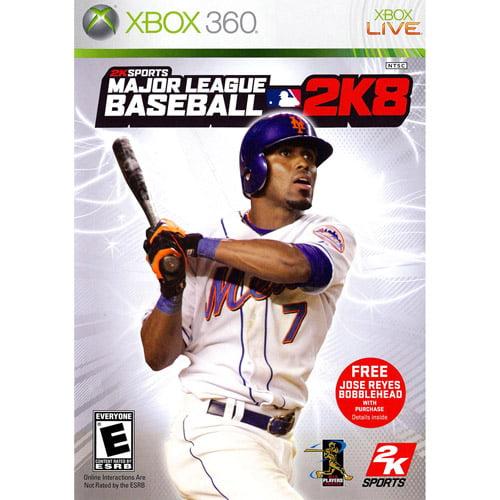 MLB 2K8 (Xbox 360)
