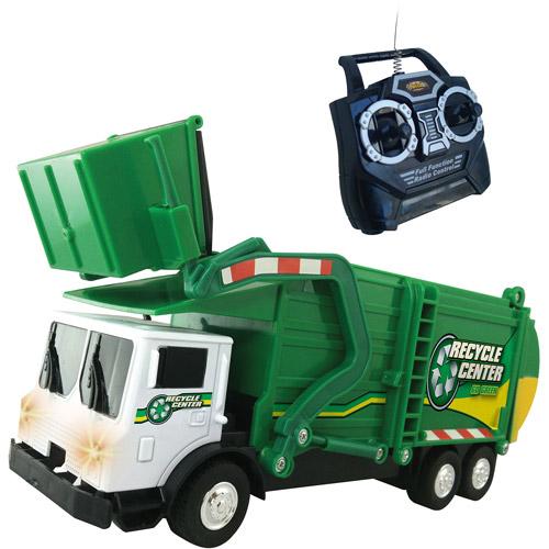 NKOK Full Function Radio Control Garbage Truck