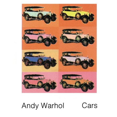 Andy Warhol-Mercedes Typ 400 (1925)-1989 Poster (400 Home Decor)