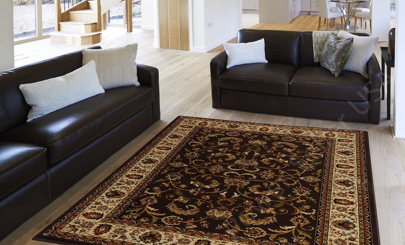Home Dynamix Royalty Collection 3208100 Area Rug Walmartcom