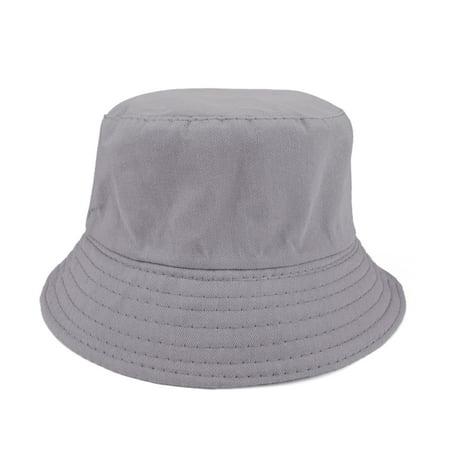 566a11e6749 Opromo - Opromo Kids Cotton Twill Bucket Hat