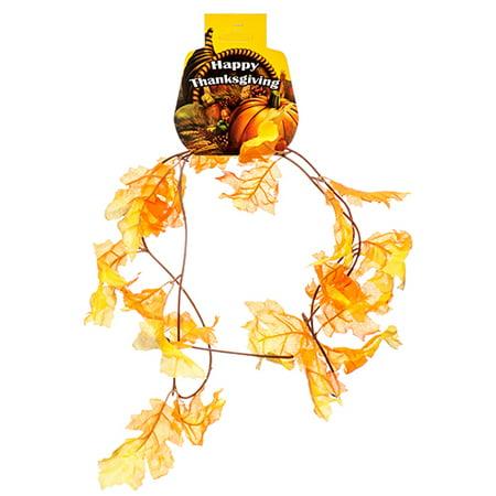 New 378180  Ht Harvest Artificial Garland 7.9 W / Asst Clrs (12-Pack) Christmas Cheap Wholesale Discount Bulk Seasonal Christmas Snickers - Cheap Hawaiian Garlands