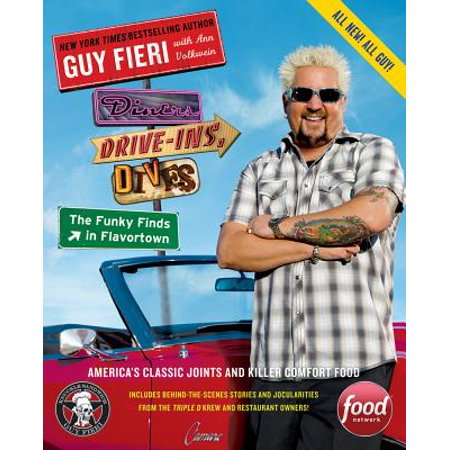 Diners, Drive-Ins, and Dives: The Funky Finds in Flavortown -