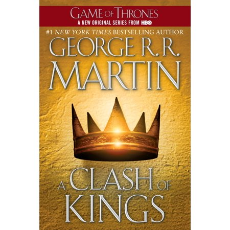 A Clash of Kings : A Song of Ice and Fire: Book Two - A Halloween Songs