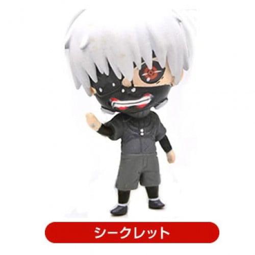 Set 6 Aoshima Tokyo Ghoul SD Figure Mascot Collection Vol 2