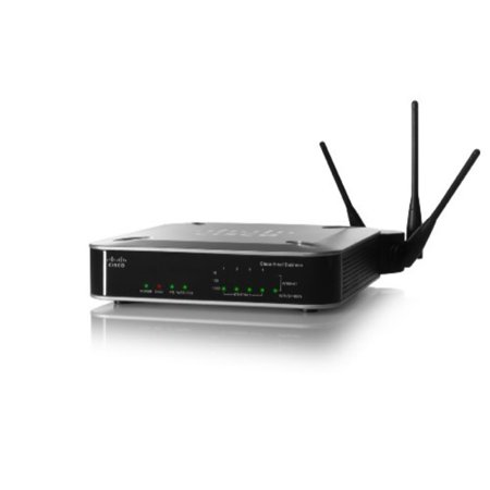Cisco Small Business WRVS4400N - Wireless router - 4-port switch - GigE - 802.11b/g/n (draft 2.0) - 2.4 GHz (New Open (Best Wifi Router For Small Business)