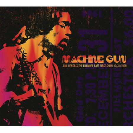 Machine Gun Jimi Hendrix The Fillmore East First Show