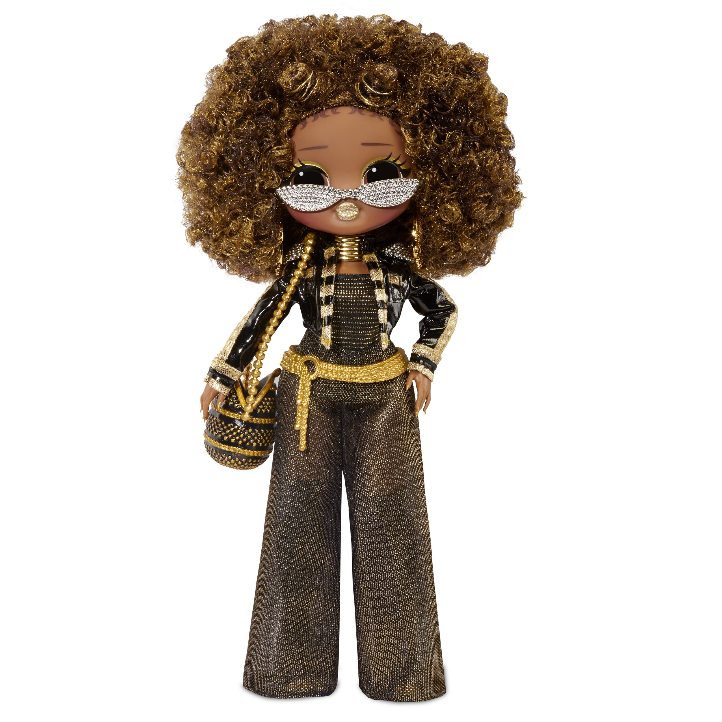 L O L Surprise O M G Royal Bee Fashion Doll With 20 Surprises