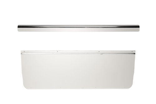 Putco 51622P Stainless Steel Tailgate Guard