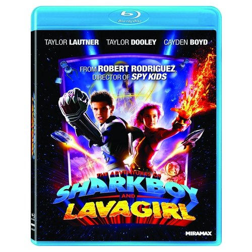 The Adventures Of Sharkboy And Lavagirl (Blu-ray) (Widescreen)