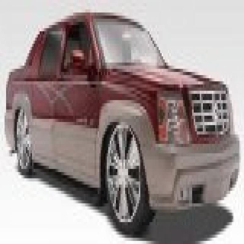 Revell 1:24 Cadillac Escalade Ext by