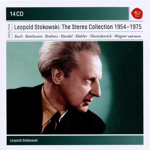 Leopold Stokowki: Stereo Collection 1 (Box)