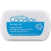 My First ColorBox Large Ink Pad-Blue