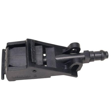 AUTOPA 6E0955985A Windshield Window Washer Spray Nozzle for Volkswagen Golf Bettle Touareg