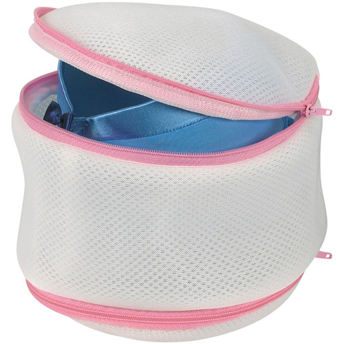 Household Essentials Dual Bra Wash Bag