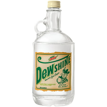 Mountain Dew DewShine Soda 25 fl. oz. Bottle - Mountain Dew Bottle Sizes