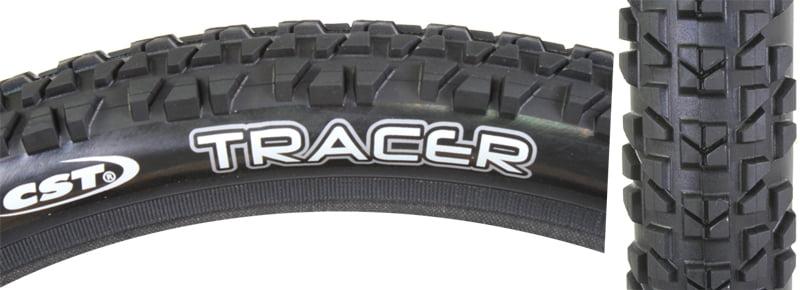Cst Premium Czar 700x23 Road Bike Tire 120PSI //// Black//Yellow