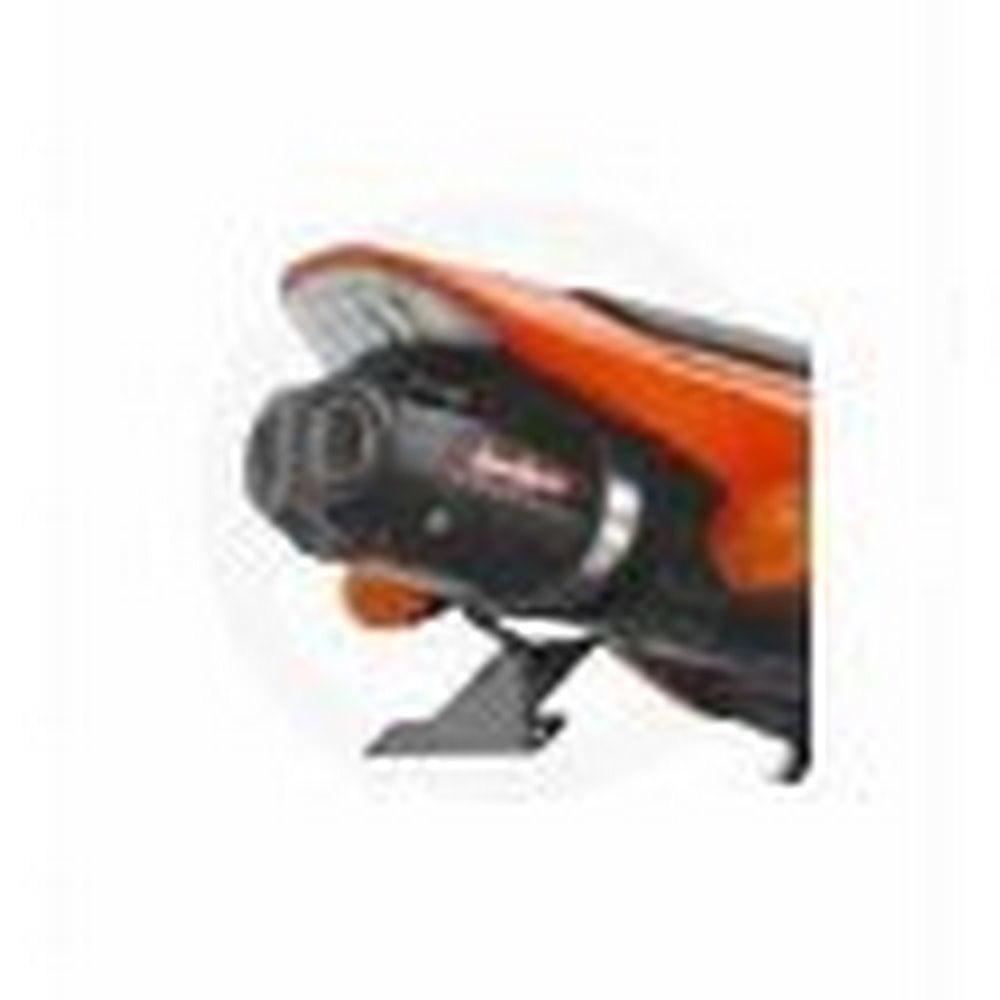 Jardine 18-1017-323-02 Carbon Slip-On Exhaust