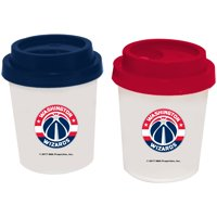 Washington Wizards Plastic Salt & Pepper Shaker