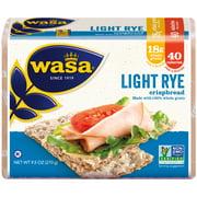 Wasa Light Rye Swedish Crispbread 9.5 oz