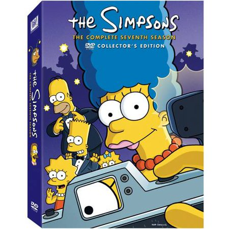 The Simpsons: The Complete Seventh Season - Simpsons Halloween Special 2