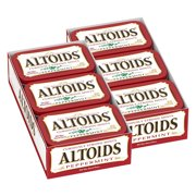 ALTOIDS Classic Peppermint Breath Mints, 1.76-Ounce Tin, Pack of 12