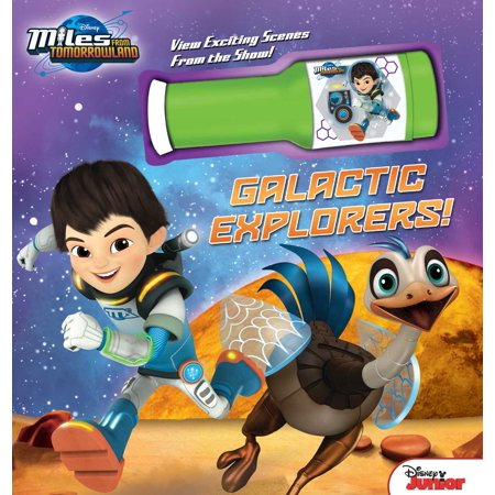 Disney Miles from Tomorrowland: Galactic Explorers! - Miles From Tomorrowland