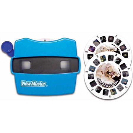 View-Master Viewer, Space Discovery
