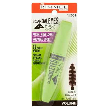 9db3af54bd2 Coty Rimmel Scandaleyes Mascara, 0.41 oz - Walmart.com