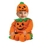 Pumpkin Infant Jumper Halloween Costume
