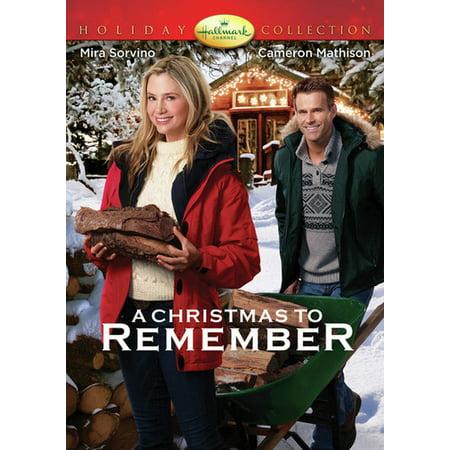 A Christmas To Remember.A Christmas To Remember Dvd