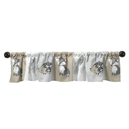 Abc Baby Valance - Bedtime Originals Little Rascals Window Valance