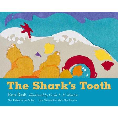 The Shark S Tooth - Fine Tooth Shark