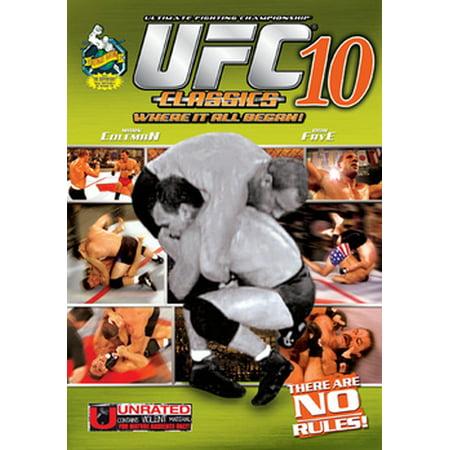 UFC 10: The Tournament (DVD)