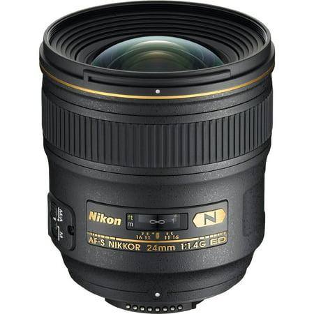 Nikon 24mm f/1.4 G AF-S Nikkor Lens
