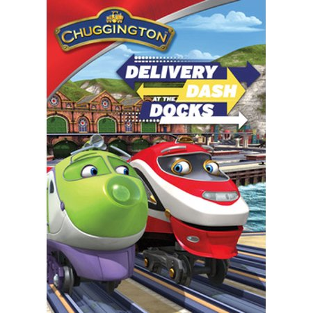 Chuggington: Delivery Dash at the Docks - Overnight Delivery Movie