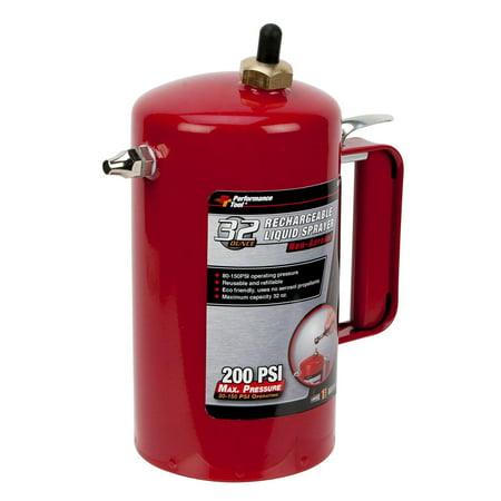 Performance Tools M715 Non-Aerosol Liquied Spray Tank - 32oz.