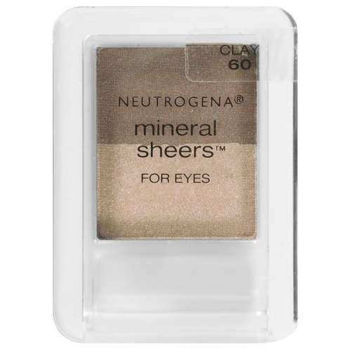 Neutrogena: Mineral Sheers Clay 60 For Eyes