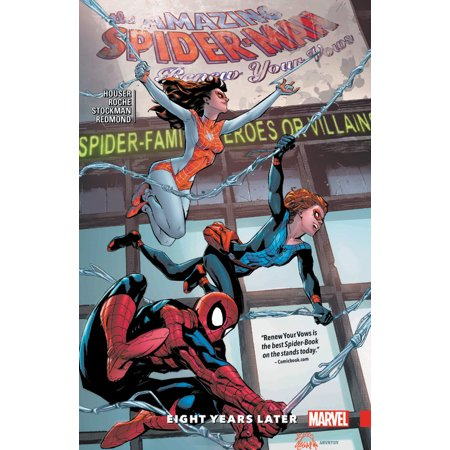Amazing Spider-Man: Renew Your Vows Vol. 3: Eight Years Later - Halloween 8 Years Later