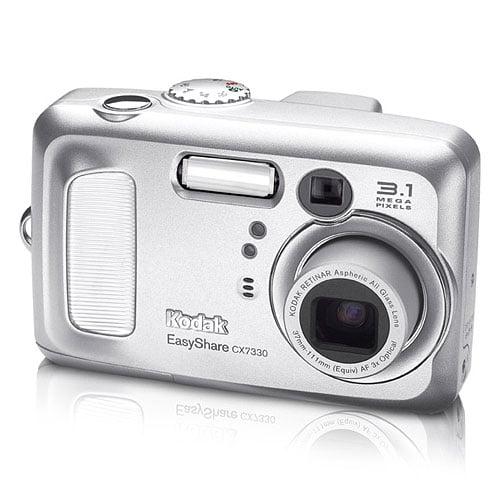 Kodak 3 MP EasyShare CX7330 Digital Camera
