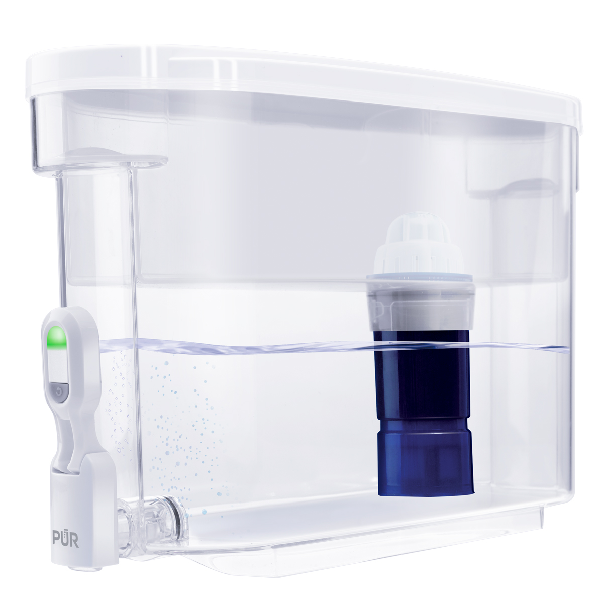 PUR Ultimate Dispenser Water Filter with Lead Reduction, 18 Cup, DS1811Z