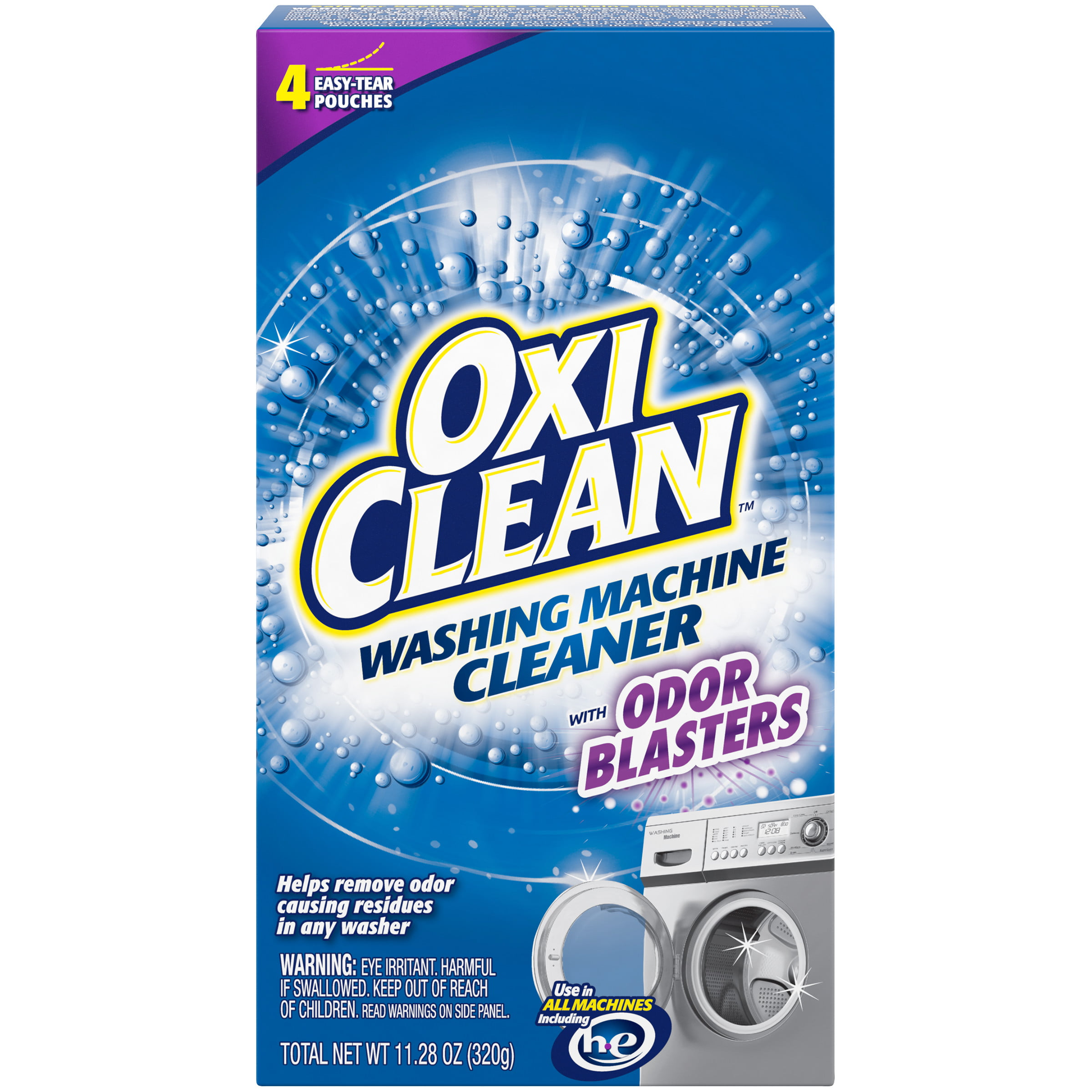 Oxiclean Washing Machine Cleaner With Odor Blasters 4