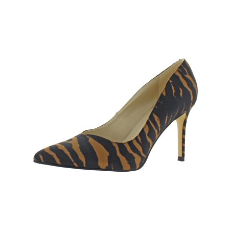 Marc Fisher Womens Dapple 2 Animal Print Pointed Toe Pumps Pat Pointed Toe Pump