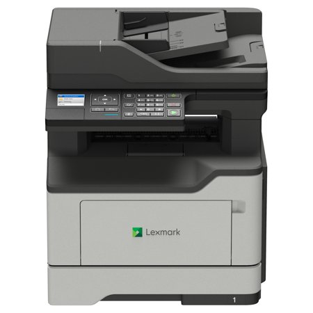 Multifunction Wall Scanner - Lexmark MX321adn Mono Multifunction Laser Printer - Copy, Fax, Scan