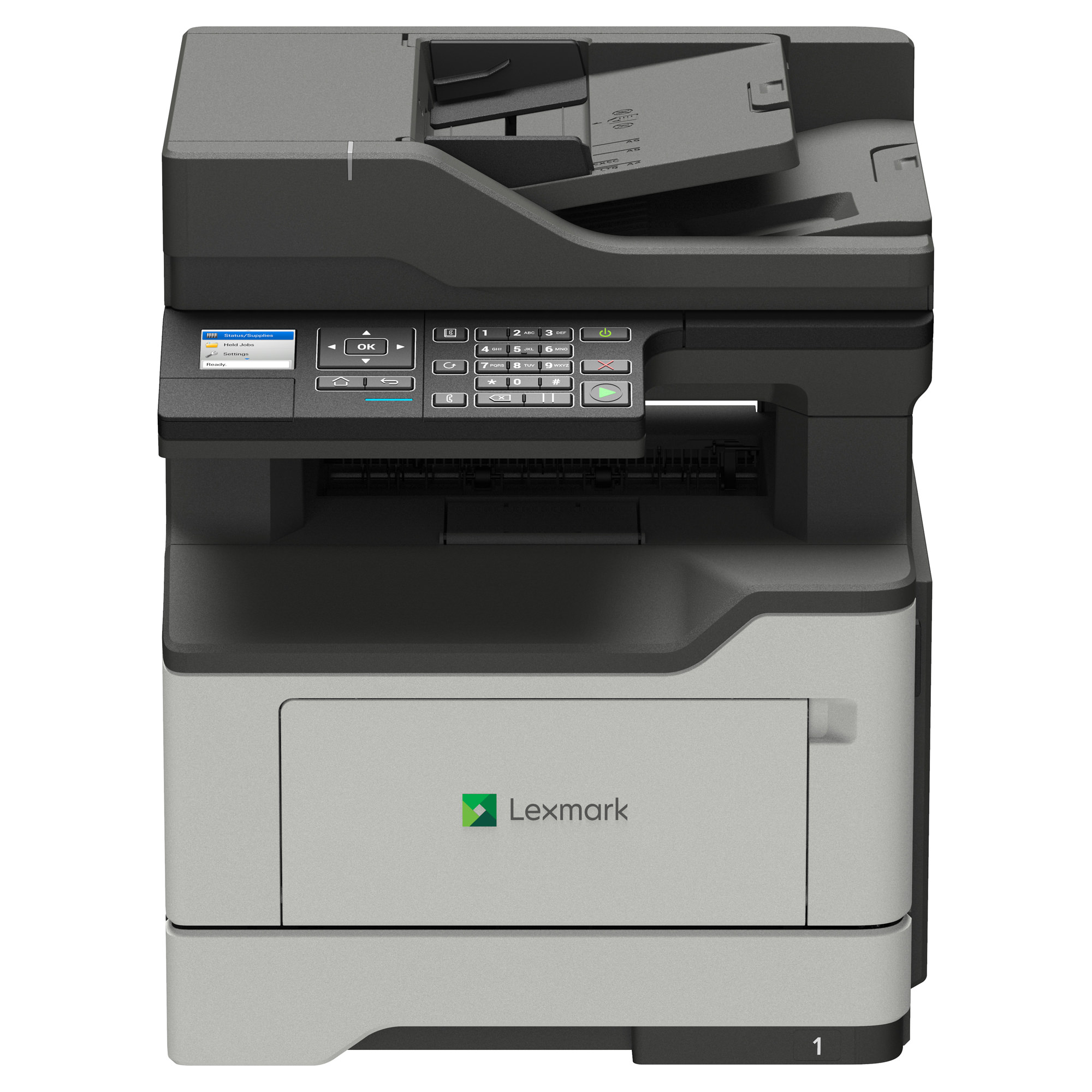 Lexmark MX321adn Mono Multifunction Laser Printer - Copy, Fax, Scan