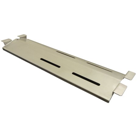 14.5u0022 Stainless Steel Heat Plate for Grill Chef and Members Mark Gas Grills